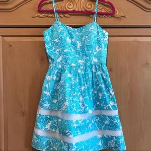 Lilly Pulitzer She's a Fox Ollie Dress